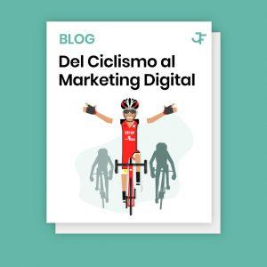 Del ciclismo al Marketing Digital