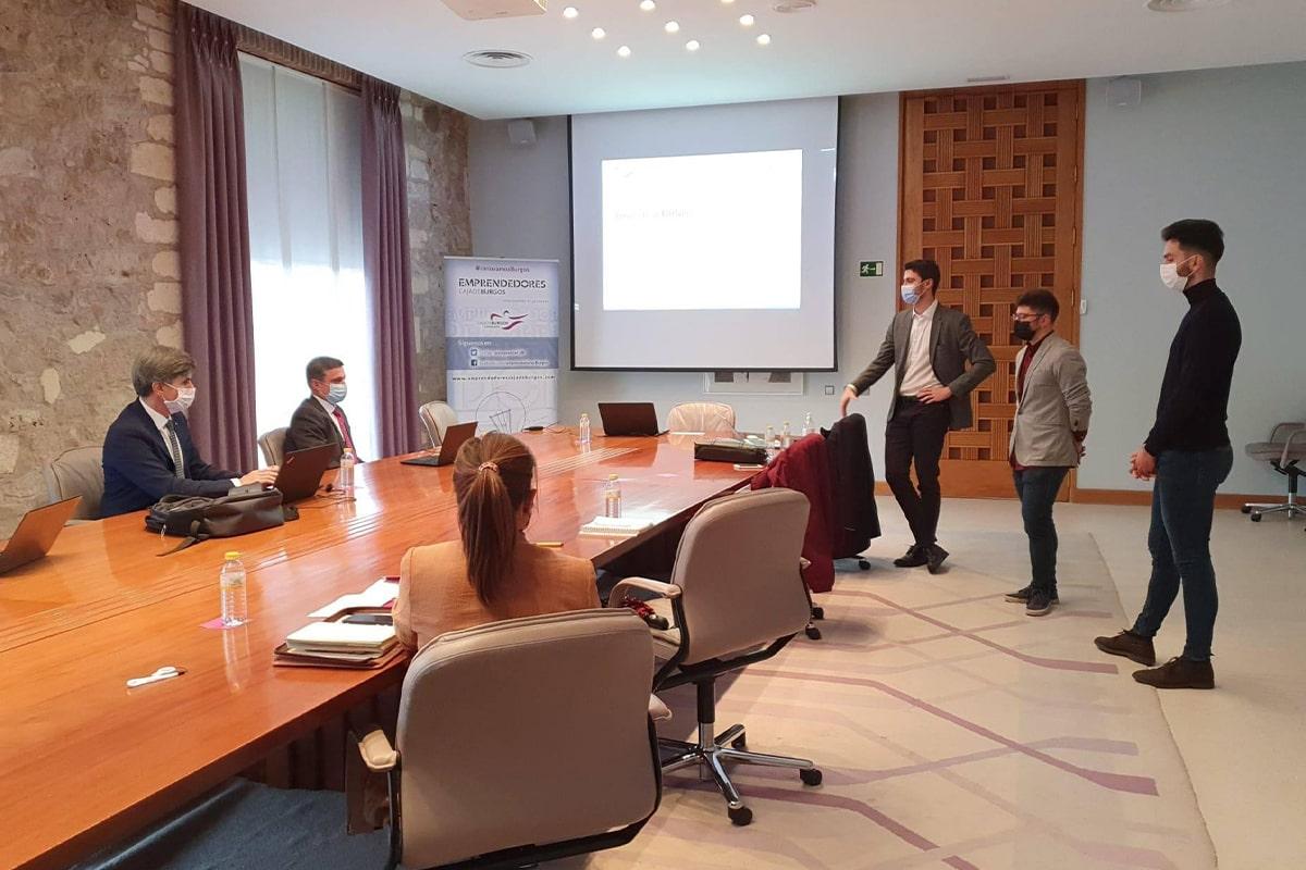 Emprendedores Caja de Burgos
