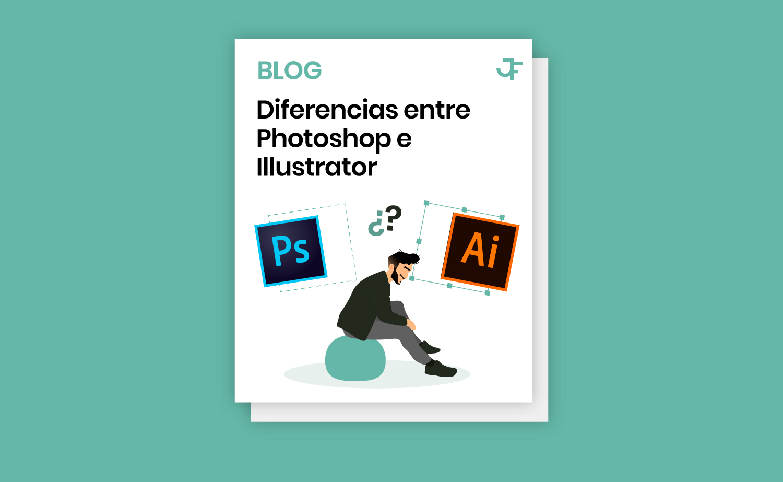 Diferencias entre photoshop e Illustrator