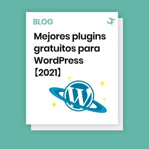 Mejores plugins gratuitos WordPress 2021