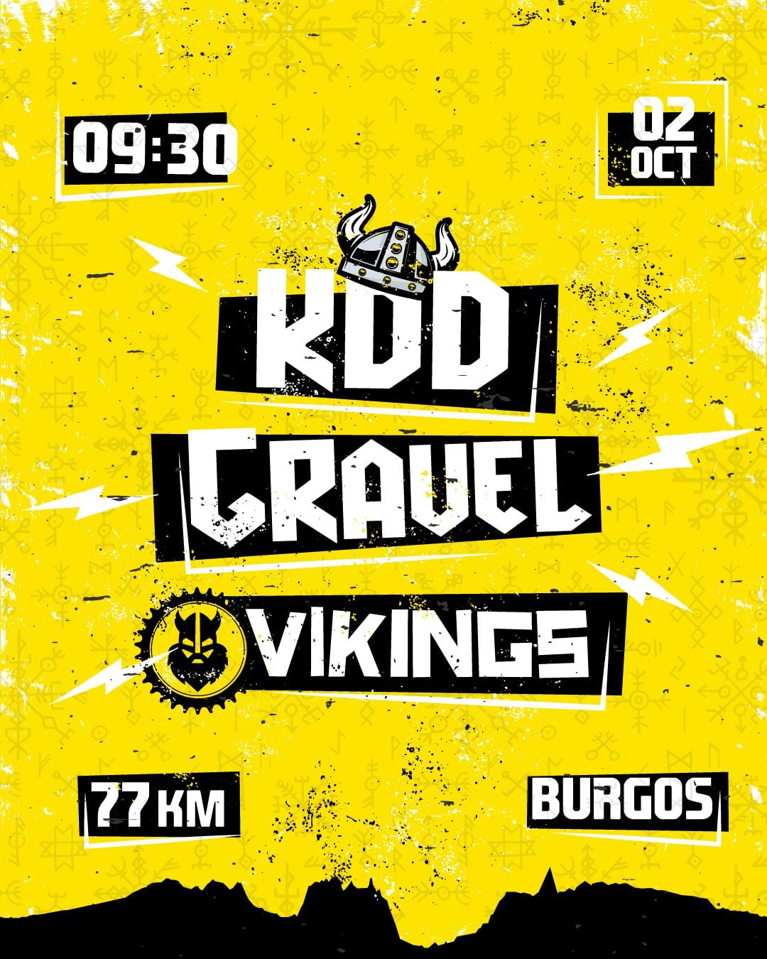 vikings burgos gravel